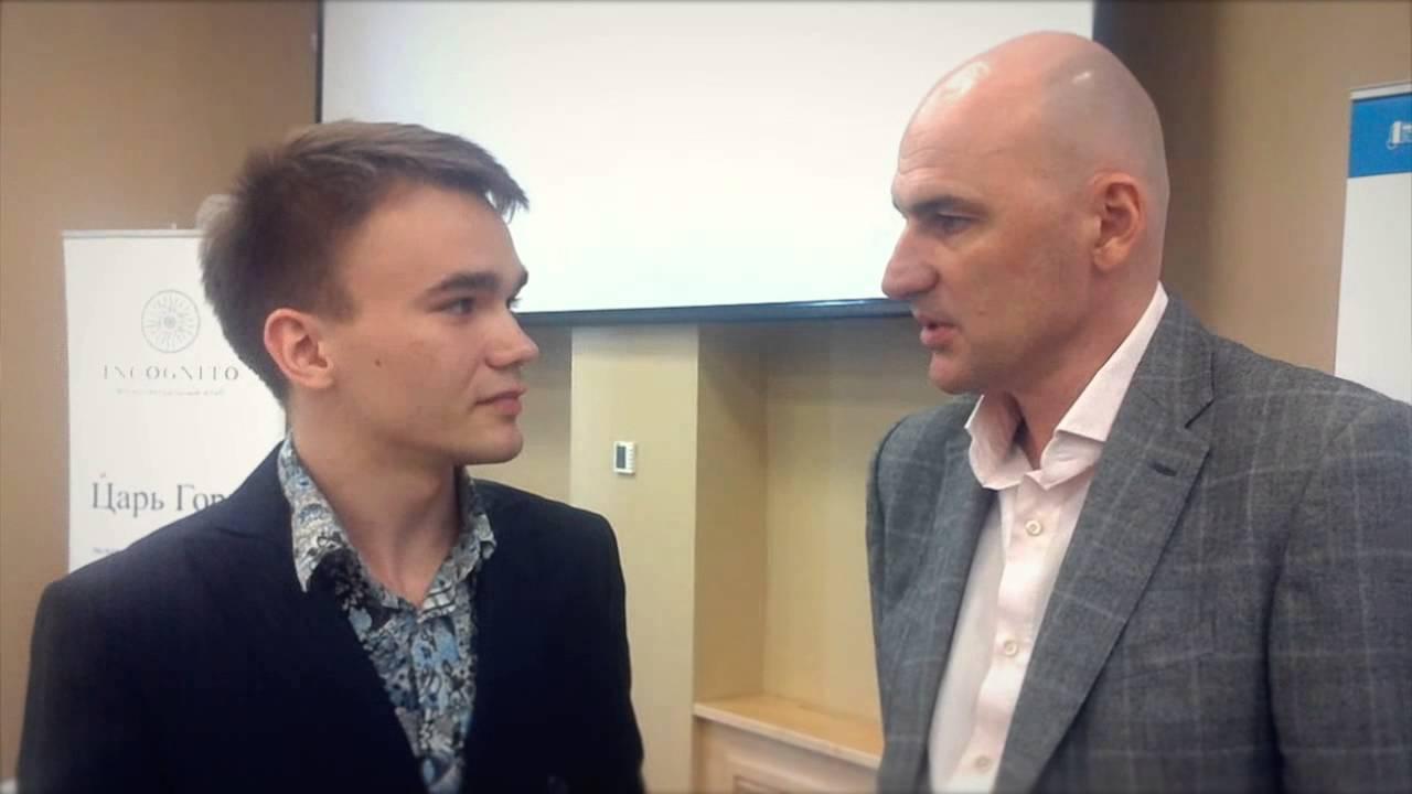 Радислав Гандапас о характере оратора