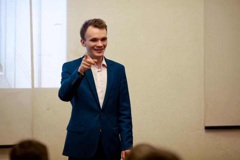 Алексей Зубаков оратор