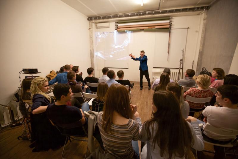 семинар Алексея Зубакова